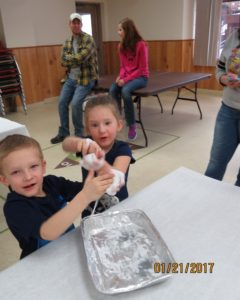Kettunen Center Messy Science Day