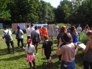 2018 4-H Renewable Energy Camp