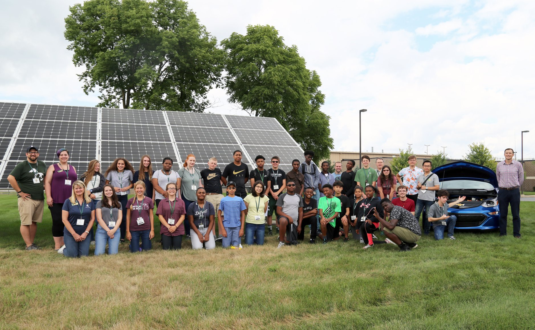 2018 Renewable Energy Camp