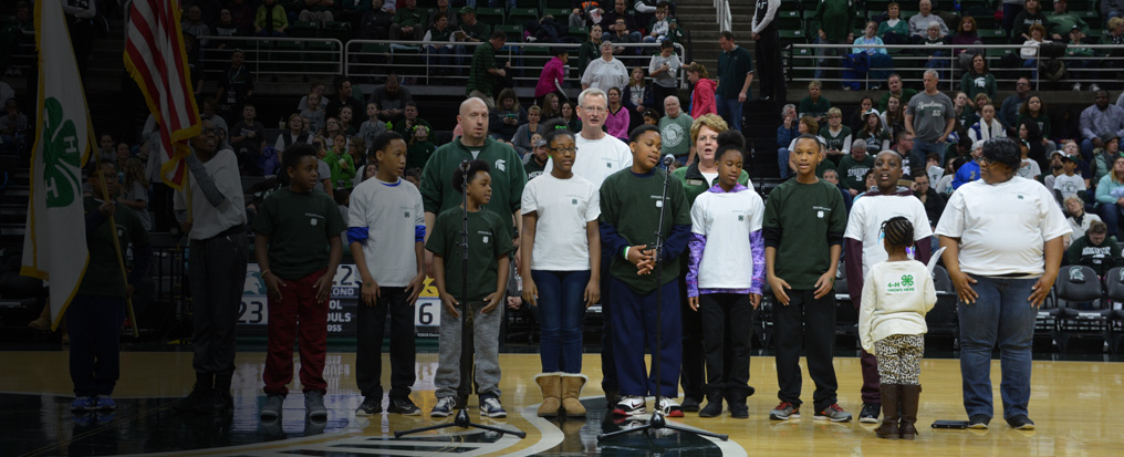 4-H Day at the Breslin