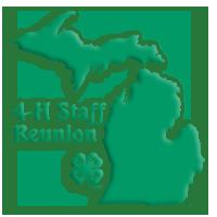 4-H Staff Reunion logo