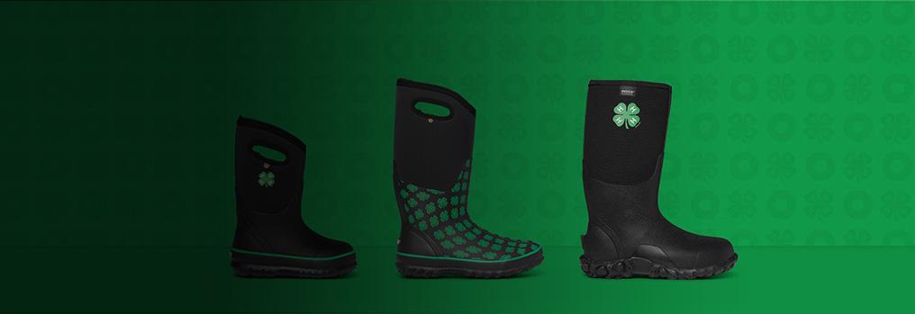 Bogs 4-H boots