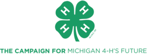 The Campaign for Michigan 4-H's Future