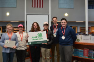 "To showcase their initiative, Washtenaw County 4-H teens hosted a Teen Tech Café Apr. 10 to demonstrate several types of technology including Surface Pros, Lego EV3 robotics kits and ""Text, Talk, Act."" They plan to host additional technology workshops with the help of adult volunteers to create a safe after-school tech space for teens."