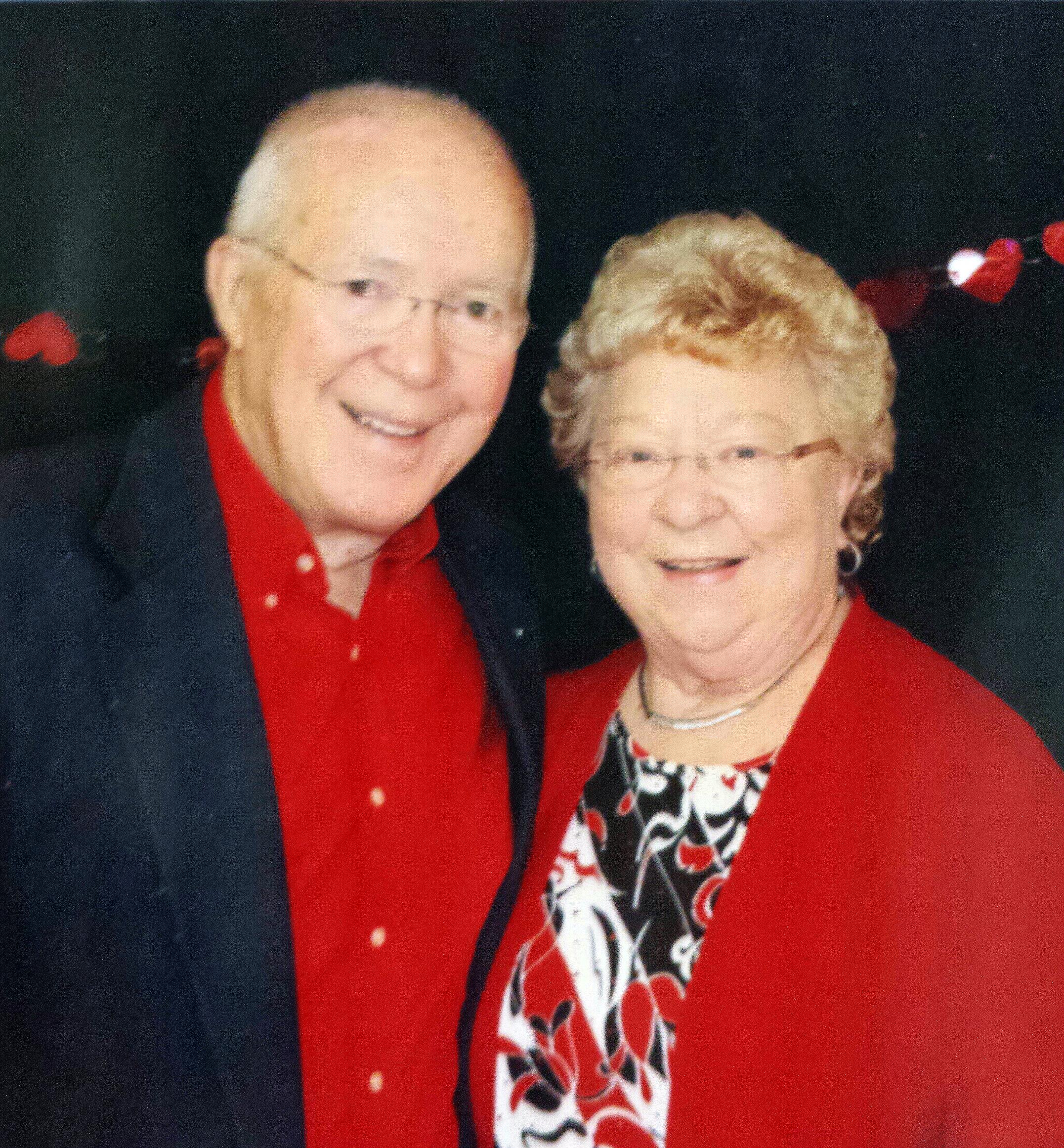 Arlon and Shirley Elser