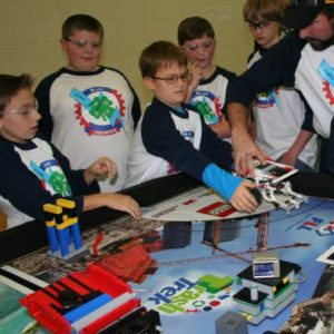 A St. Clair County 4-H Robotics team earned a spot in the world championship competition after finishing first at two district events and winning the Rookie Inspiration Award at the state championships in 2016. St. Clair County 4-H had launched its first robotics program earlier that year and found the program to be in such high demand that it filled three teams of varying ages. Though thrilled with its success, parents and kids in the program found even more benefits of 4-H.