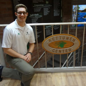 Calhoun County's Samuel Lawrence has been involved with 4-H for six years in a variety of 4-H project areas. This year is his first year as a member of the 4-H State Youth Leadership Council. He has been to Kettunen Center several times to learn more about topics of interest to him. Most recently, he attended the 4-H Spectacular at Kettunen Center.