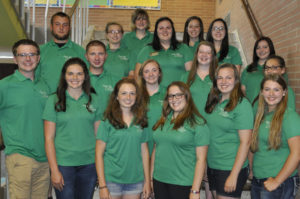 The Michigan 4-H State Youth Leadership Council is a statewide leadership opportunity for 4-H youth to represent the Michigan 4-H program, promote 4-H, and provide a youth voice and perspective on the development of 4-H programs.