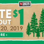 Tractor Supply stores to host 4-H Paper Clover promotion Oct. 9-20