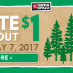 4-H Paper Clover - Donate $1 at checkout Apr. 26-May 7, 2017! Learn More