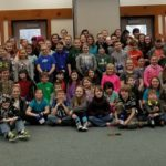 4-H'ers learn winter life skills at Kettunen Center